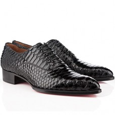 Christian Louboutin Platers Loafers Black
