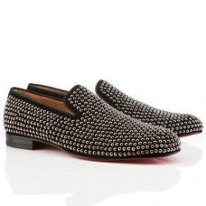 Christian Louboutin Roller Loafers Black