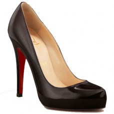 Christian Louboutin Rolando Hidden 120mm Pumps Black