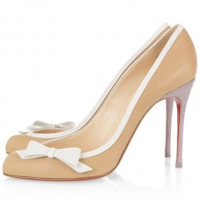 Christian Louboutin Beauty 100mm Pumps Beige